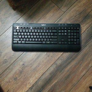 Logitech Wireless Keyboard K520 for Sale in Oceanport, NJ