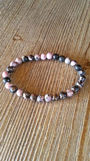 Rhodonite Bracelet for Sale in Fontana, CA