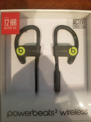 Powerbeats 3 by dre for Sale in Sugar Land, TX