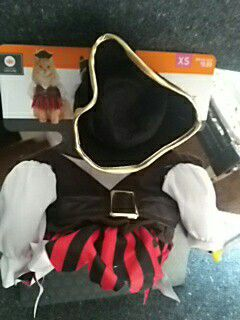 Custom Pet Pirate set size xs for Sale in Odenton, MD