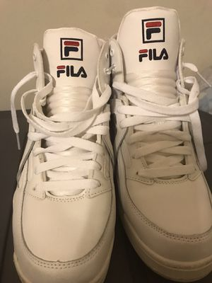 Fila CAGE size 101/2 worn only twice for Sale in Rockville, MD