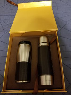 Stainless Steel Coffee Mug Set for Sale in Tampa, FL