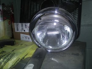 Old school head light used to come on police cars for Sale in Louisville, KY