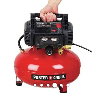 Porter-Cable air compressor for Sale in Gulf Breeze, FL