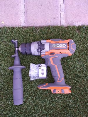 HAMMER DRILL RIDGID BATTERY NOT INCLUDED for Sale in Phoenix, AZ