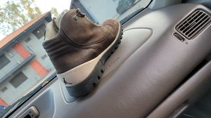 Nike, Air Jordan brown and tan work boots for Sale in Chandler, AZ