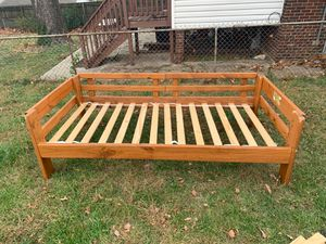 Bed frame and mattress for Sale in St. Louis, MO