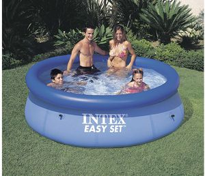 Pool 8x30 Intex summer fun kids BRAND NEW for Sale in Bellaire, TX