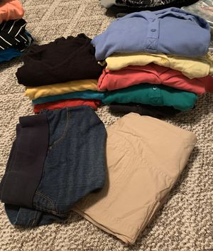 Maternity clothes as xl for Sale in Townsend, DE