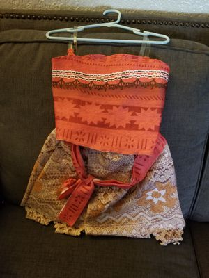 Moana size 5-6 for Sale in Palmdale, CA