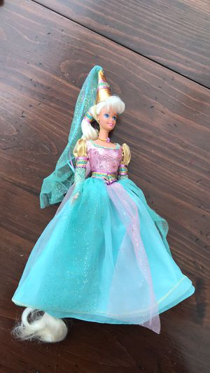 Mattel Rapunzel Barbie for Sale in Hurst, TX