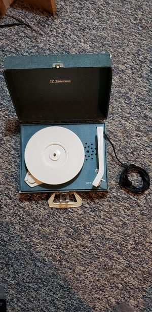 Emerson record player for Sale in Barnegat Township, NJ