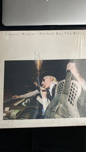 Johnny Winter Nothin' But The Blues vinyl for Sale in Bakersfield, CA