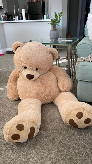 Large teddy bear for Sale in DuPont, WA