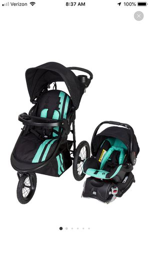 Baby jogger and car seat for Sale in Downey, CA