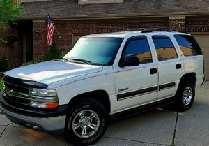2003 CHEVROLET TAHOE - GREAT HANDLING! *FANCY WHITE COLOR* for Sale in Richmond, VA