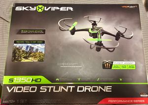 Video Stunt Drone S1350HD for Sale in Sartell, MN