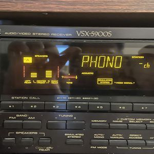 Pioneer VSX - 5900S Advance Technology Receiver for Sale in Goodyear, AZ