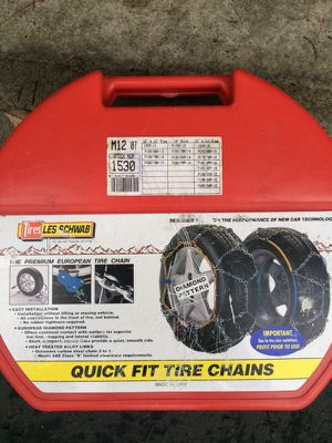 Snow chains for Sale in Bellevue, WA