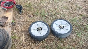 honda lawn mower tires rear for Sale in Puyallup, WA