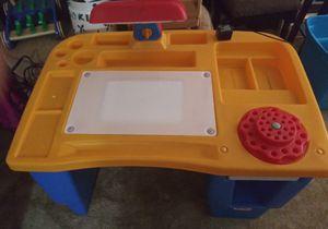 Kids Little Tykes Art Desk Activity Table for Sale in Portsmouth, VA