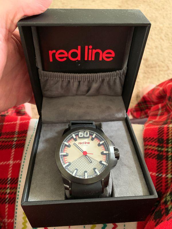 Redline watch 10ATM