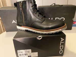 Aldo boots size 7.5 men's for Sale in Tolleson, AZ