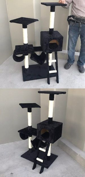 Brand new large cat tree tower condo house scratcher for Sale in Whittier, CA