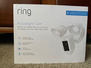 Ring Floodlight Cam for Sale in Vero Beach, FL