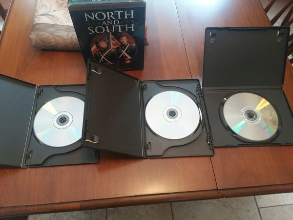 North and South DVD set