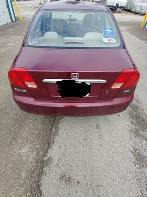 2002 GAS SAVER HONDA CIVIC MUST SELL for Sale in Oswego, IL