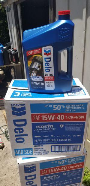 Delo 15w/40 for Sale in Ontario, CA