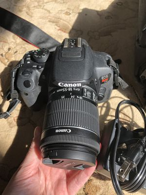Canon T5i Rebel EOS for Sale in Pittsburgh, PA