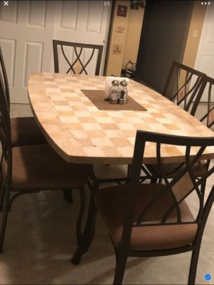 Ashley's furniture six piece dinette. OBO for Sale in Wentzville, MO