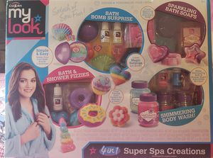 CRA-Z-ART MY LOOK SUPER SPA CREATIONS KIT for Sale in Amherst, OH