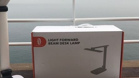 TaoTronics LED Desk Lamp with USB Charging Port, Dimmable Office Lights with Forward Beam Technology, Auto Brightness Adjustment, High Color Reproduct for Sale in Bartlett,  IL