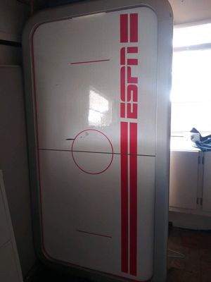 Air Hockey Table & Fan for Sale in Tampa, FL