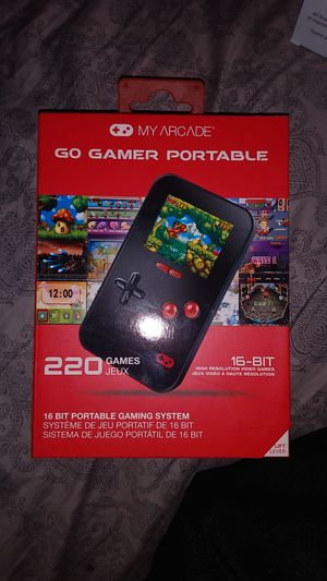 My Arcade Go Gamer Portable 220 games Jeux for Sale in Arlington Heights, IL