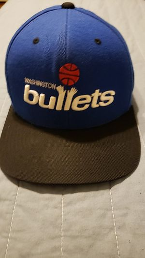 Bullets hat for Sale in Martinsburg, WV