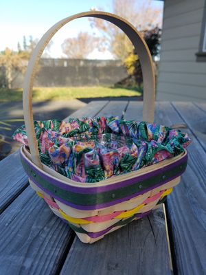 Longaberger Easter basket for Sale in Hillsboro, OR