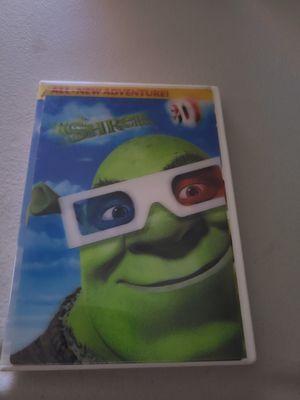 Shrek dvd for Sale in Bell Gardens, CA