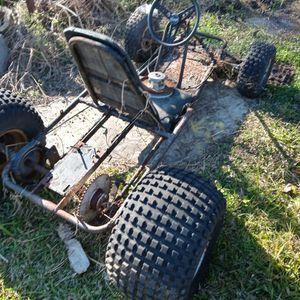 Single Seater Big Wheel Go Cart Frame for Sale in Alvin, TX