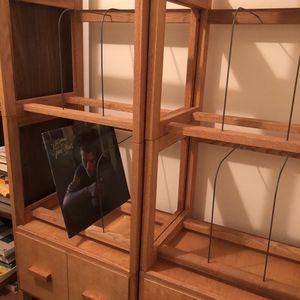 Vinyl LP storage racks for Sale in Falls Church, VA
