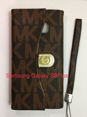 MK Wallet Cases Samsung Galaxy S8Plus for Sale in Chantilly, VA