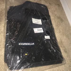 Toyota Corolla full set of floor mats * ON HOLD * for Sale in Hyattsville, MD
