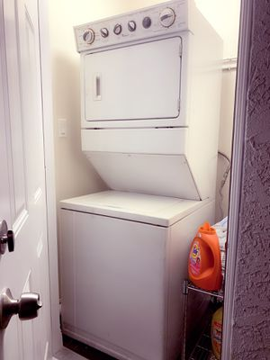 Stackable washer/dryer for Sale in Paramount, CA