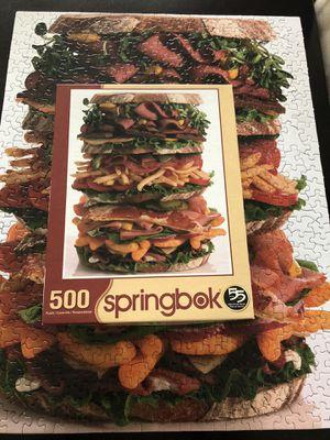 Springbok Puzzle for Sale in Stafford Township, NJ