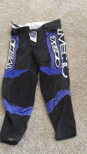 O'Neal moto x pants 32x32 for Sale in Wildomar, CA