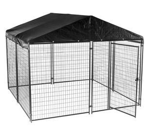 New Dog Kennel with Waterproof Cover for Sale in Woodinville, WA
