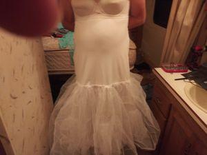 Wedding dress slip for Sale in Greenville, SC